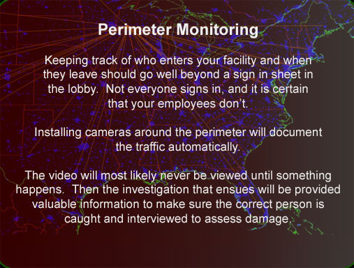 Property security and monitoring
